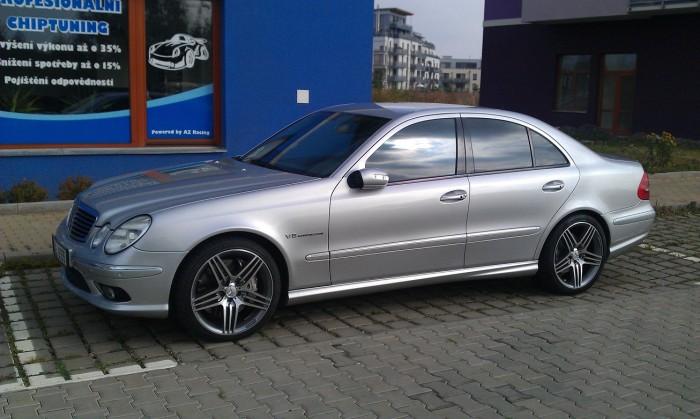 Chiptuning Mercedes