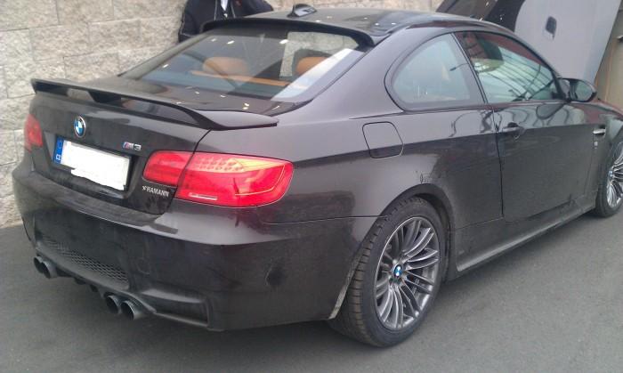 BMW M3 Hamman - Vmax off