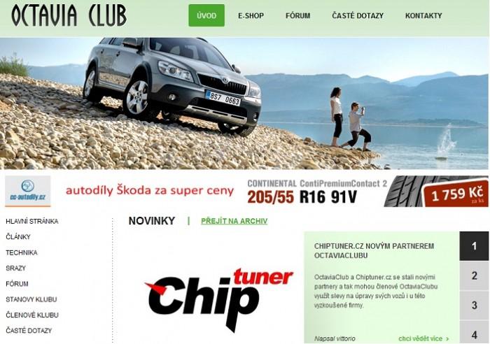 Škoda Octavia Club