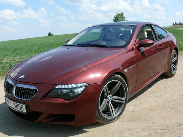 BMW M6 chiptuning